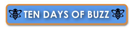 Ten Days of Buzz