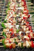 7916859-brochette-kebab-chicken-beef-pork-onion-barbecue-bbq
