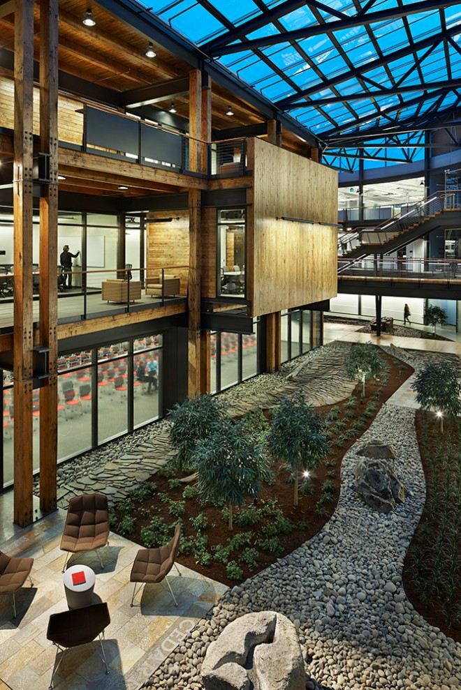 Seattle Centric Honors For Green Building Dropping