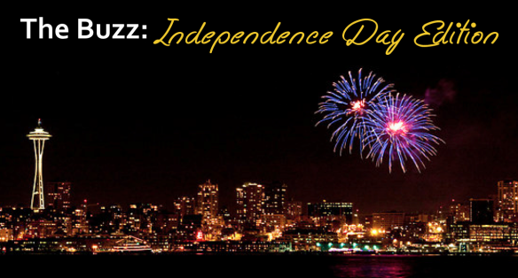 The Buzz Independence Day