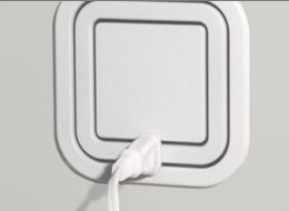 Node Power Outlet, from MetaPhys of Japan